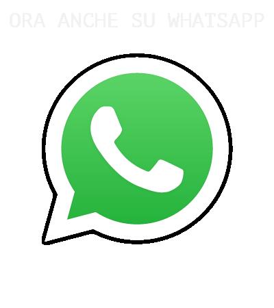Chatta con noi su whatsapp cliccando sull'immagine
